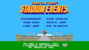 Stadium Events (NES) Game Hub