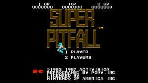 Super Pitfall (NES) Game Hub