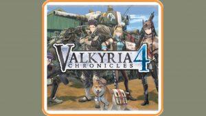 Valkyria Chronicles 4 (Switch) Game Hub