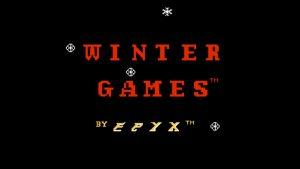 Winter Games (NES) Game Hub