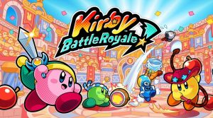 Kirby Battle Royale Now Available In Stores & The eShop