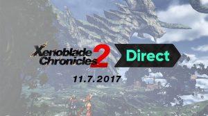 Xenoblade Chronicles 2 Nintendo Direct