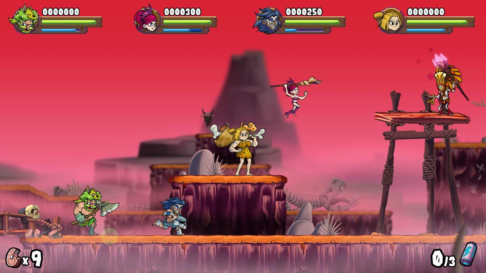 Caveman-Warriors-7