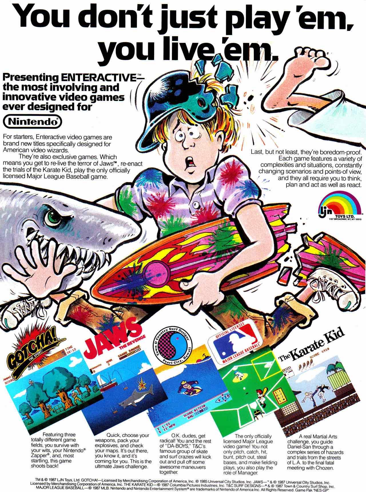 NIntendo Fun Club News | Winter 1987 - 15