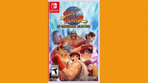 Street Fighter 30th Anniversary Collection (Switch) Game Hub