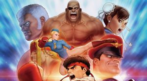 Street Fighter 30th Anniversary Collection Out Today For Switch
