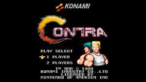 Contra (NES) Game Hub