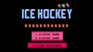 Ice Hockey (NES) Game Hub