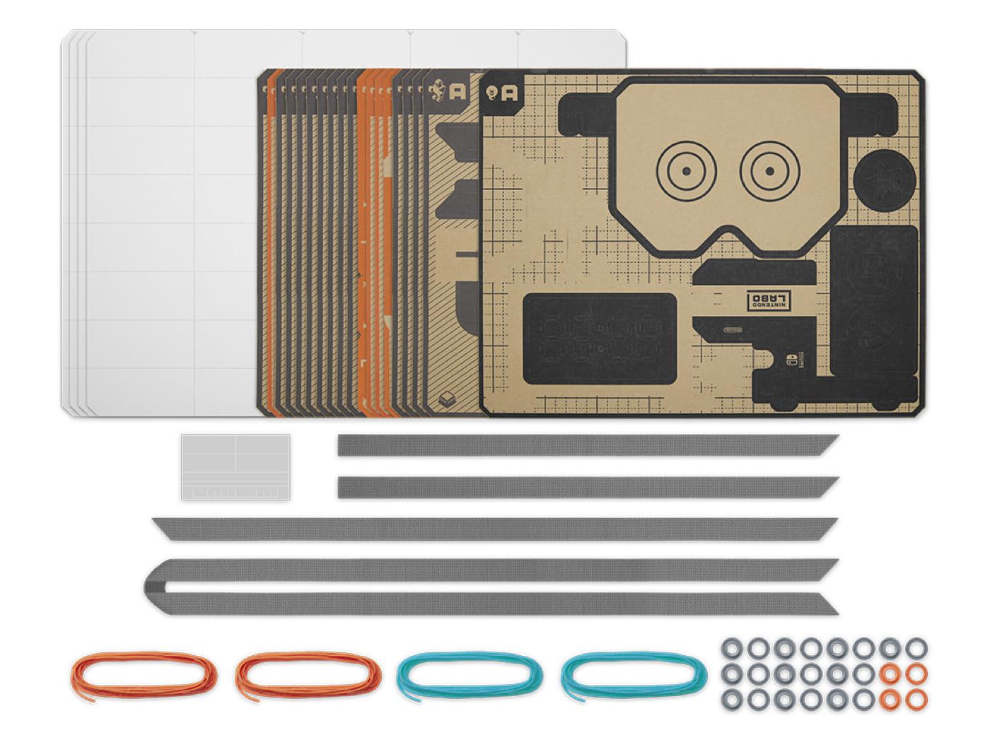 Robot-kit-contents