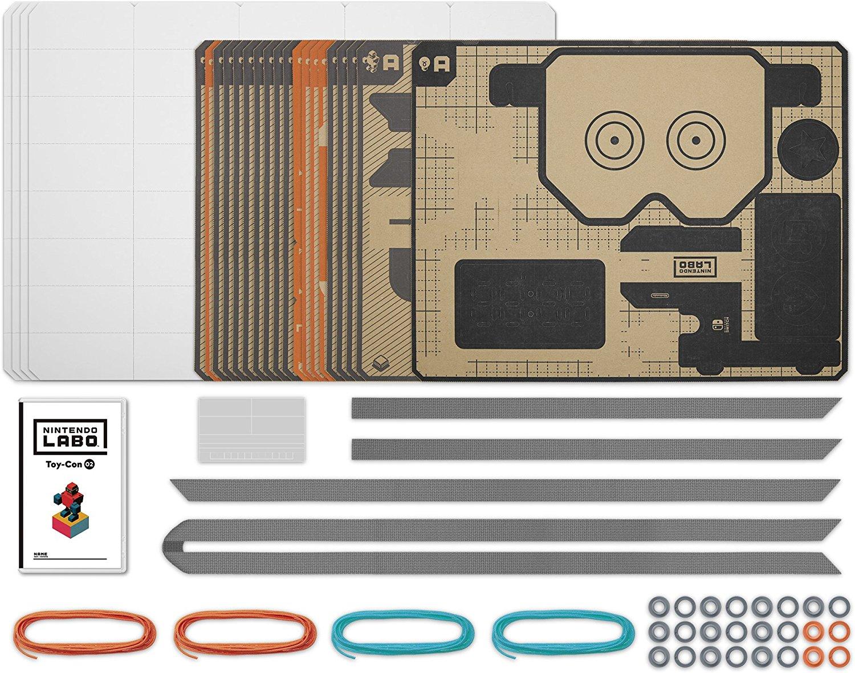 Nintendo-Labo-Robot-Kit-Contents