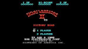 Ikari Warriors II: Victory Road (NES) Game Hub