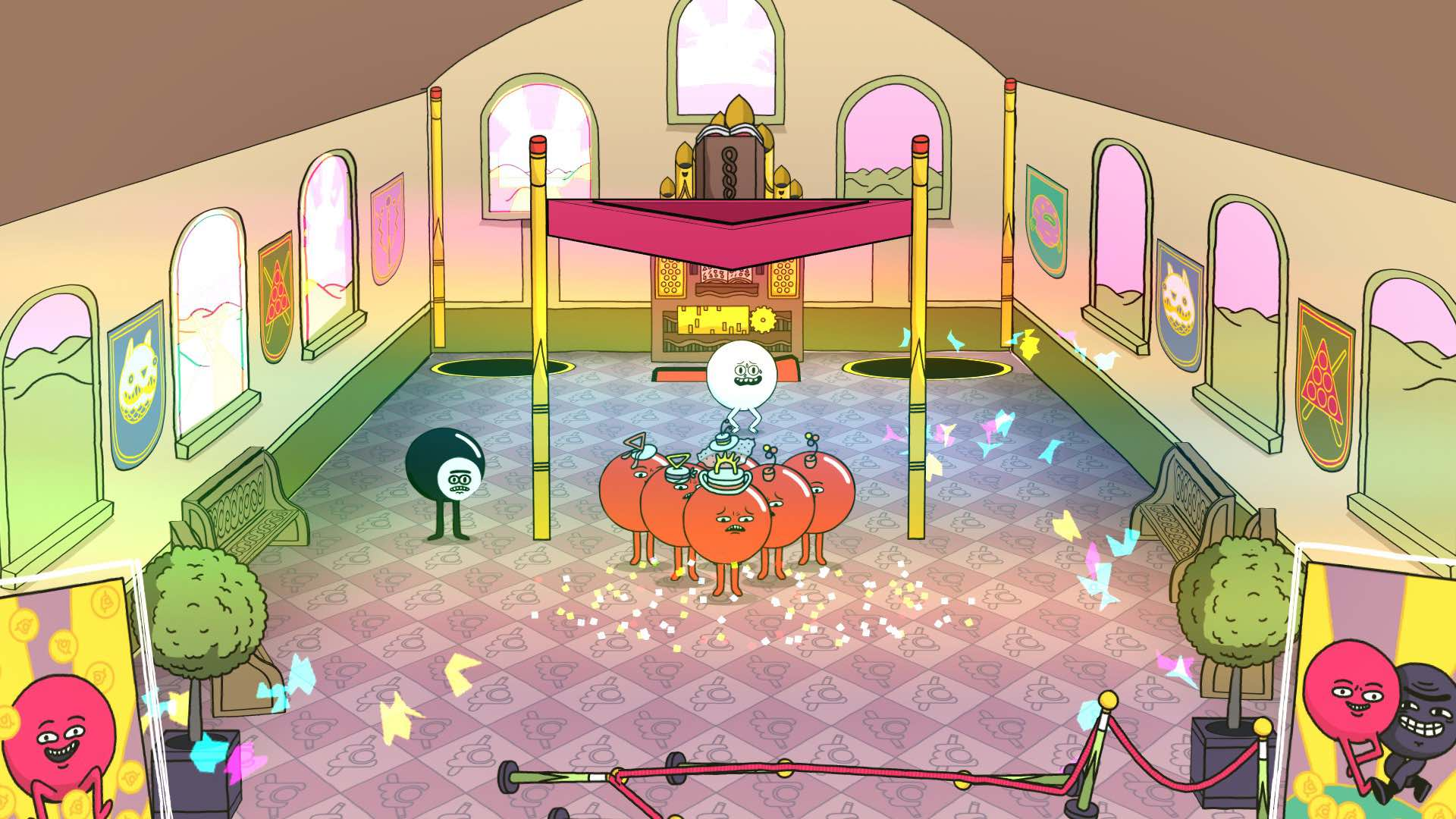 NintendoSwitch_PoolPanic_Screenshot_Wedding