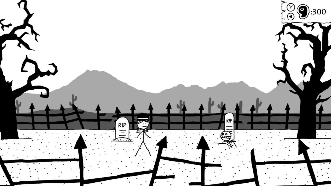 NintendoSwitch_WestofLoathing_Screenshot_Graveyard_04
