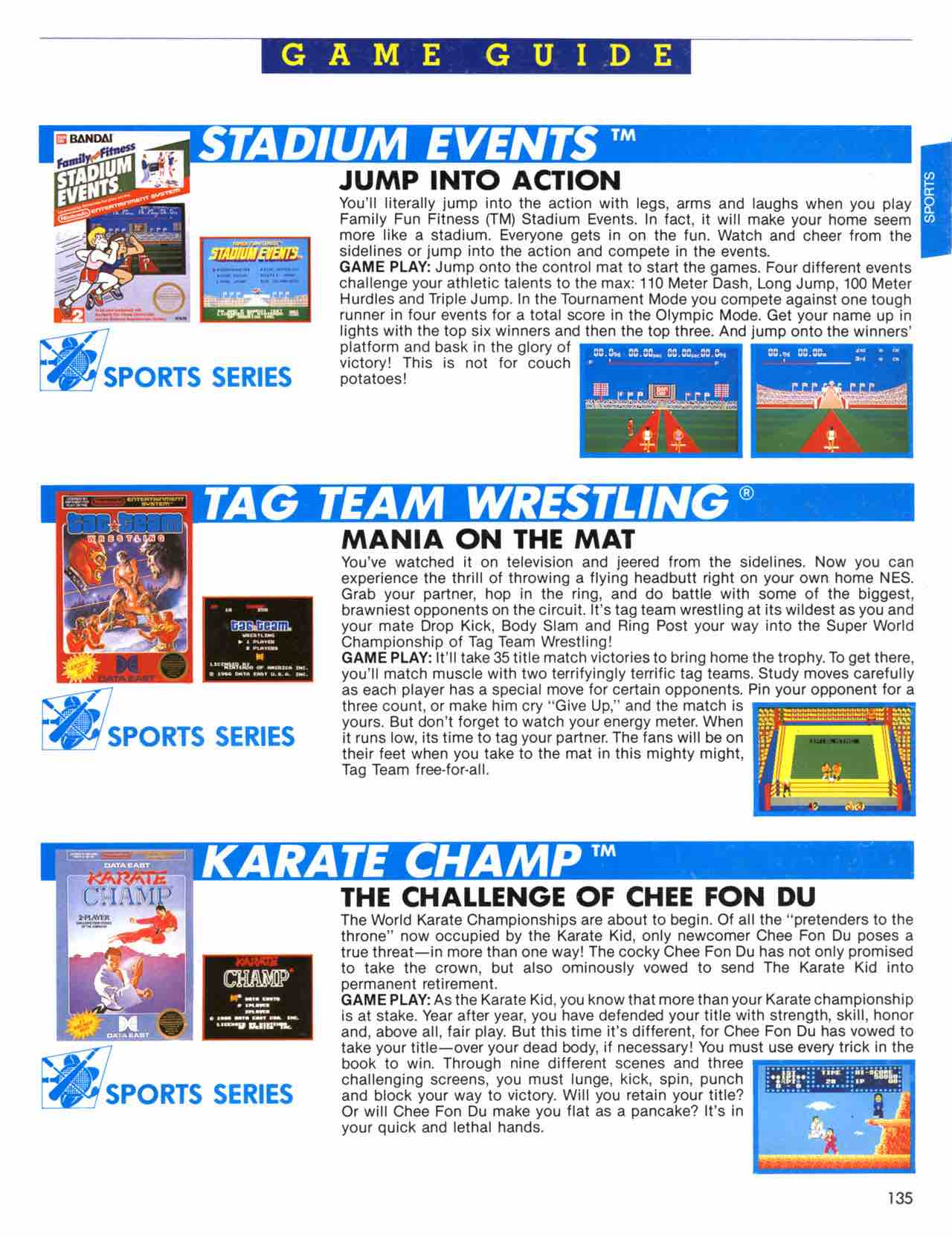 Official Nintendo Player's Guide Pg 135