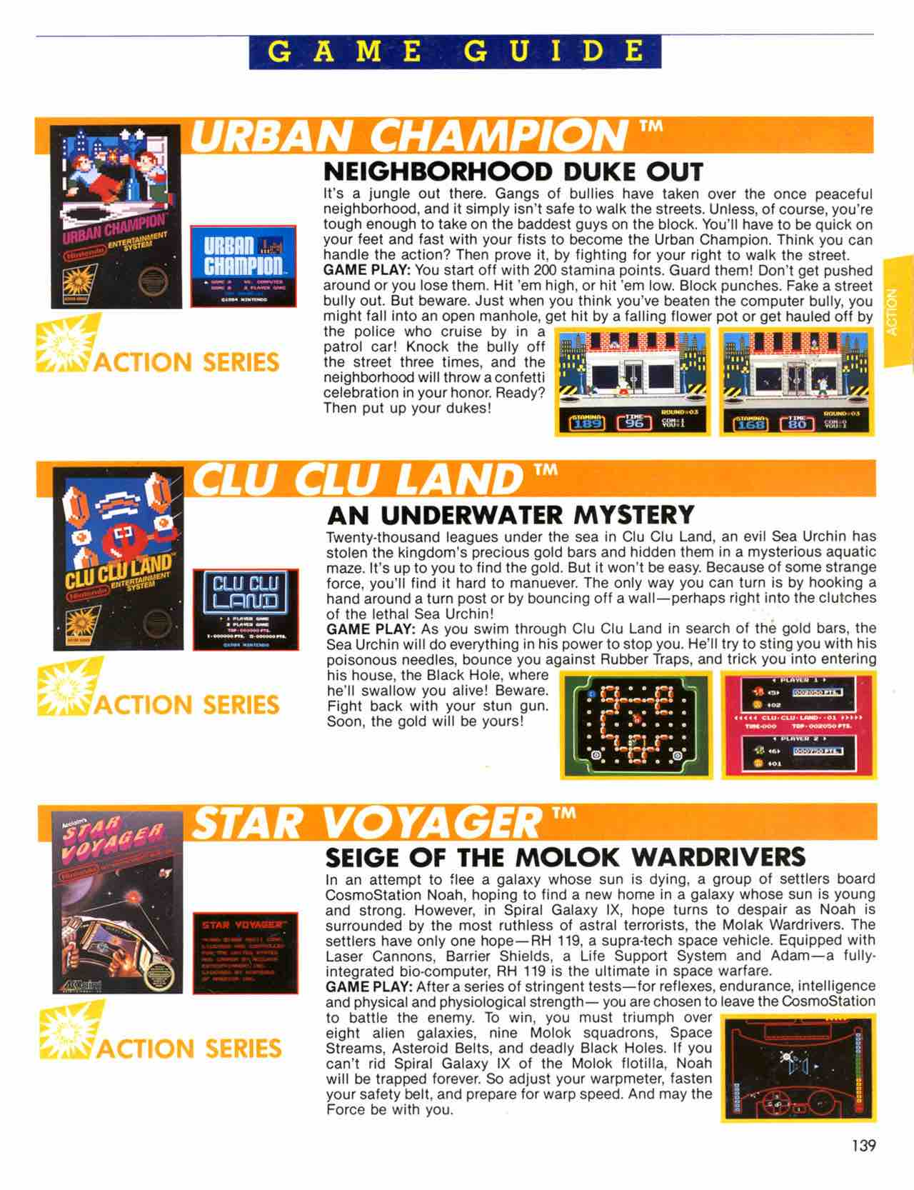 Official Nintendo Player's Guide Pg 139