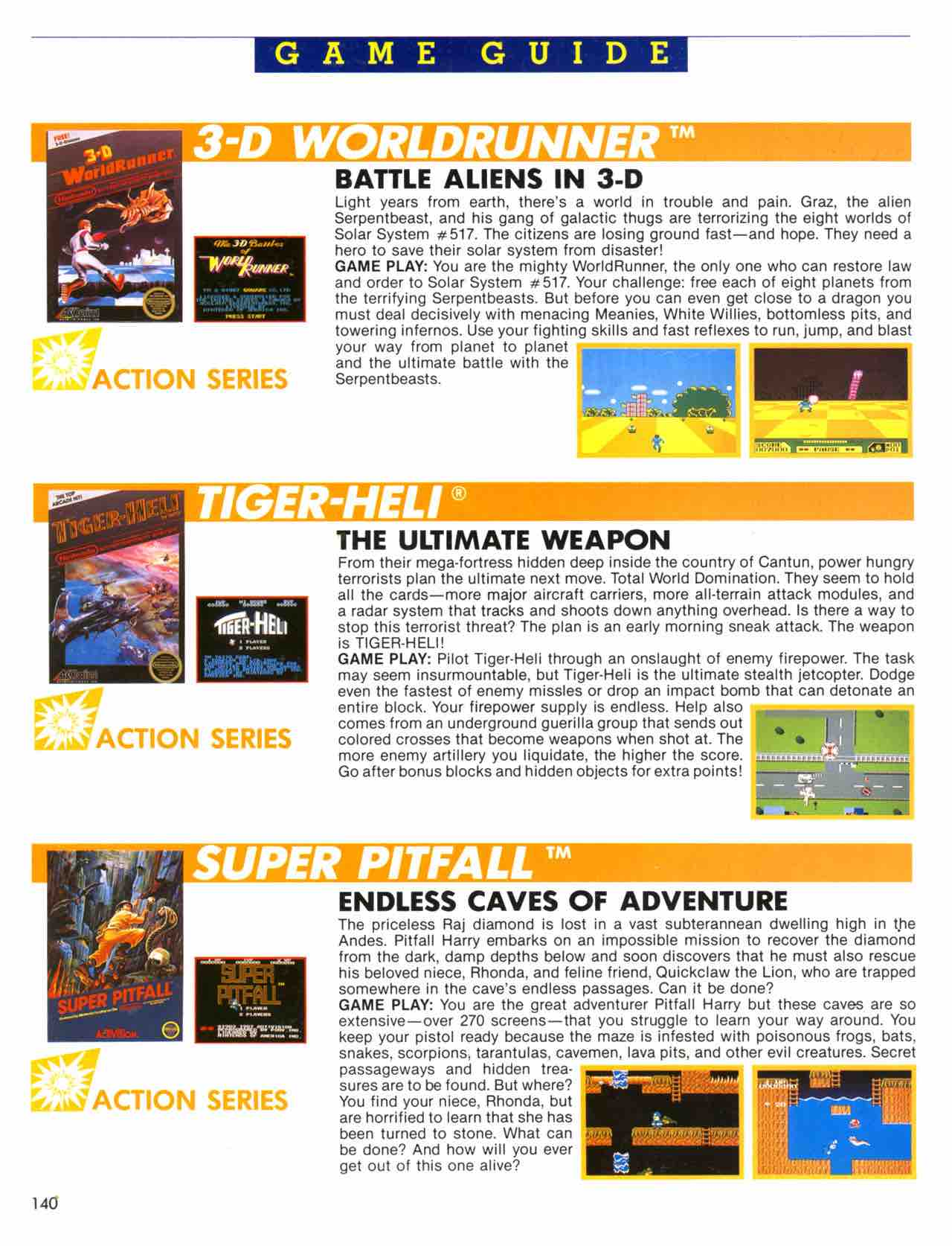 Official Nintendo Player's Guide Pg 140