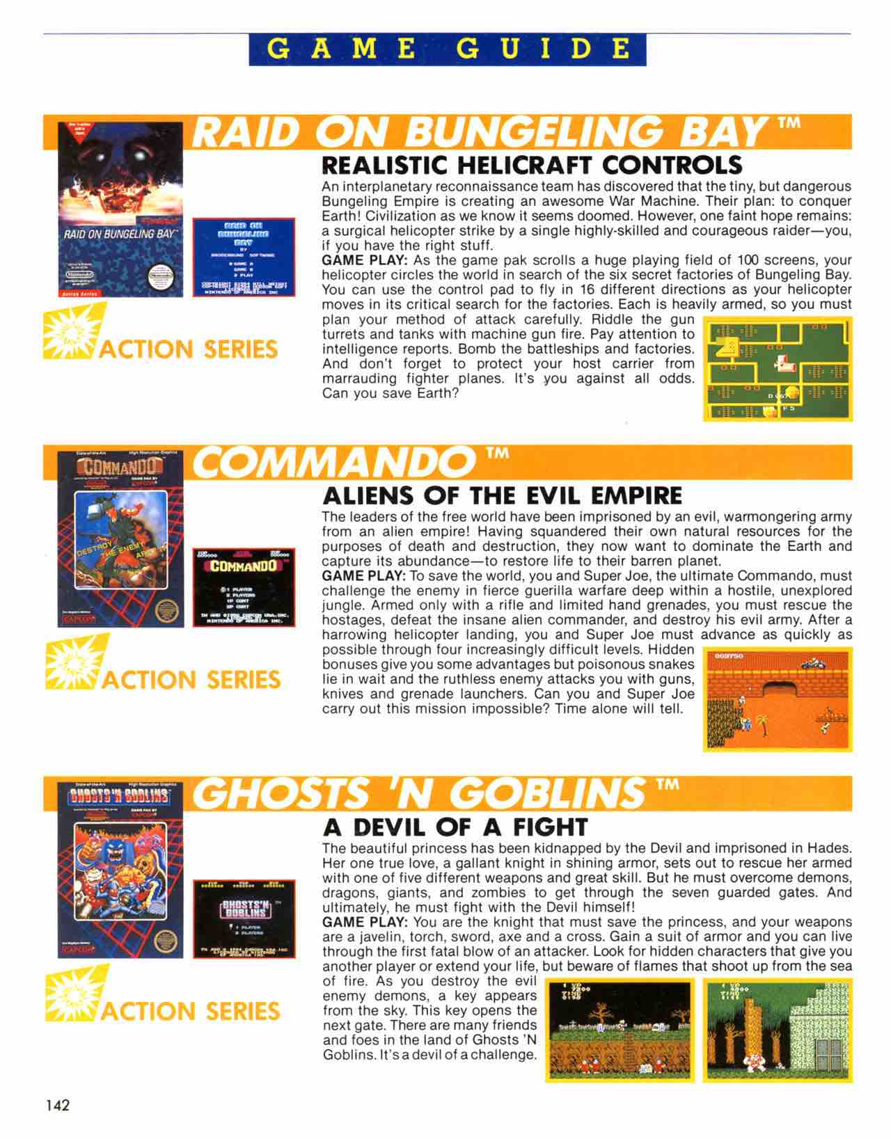 Official Nintendo Player's Guide Pg 142