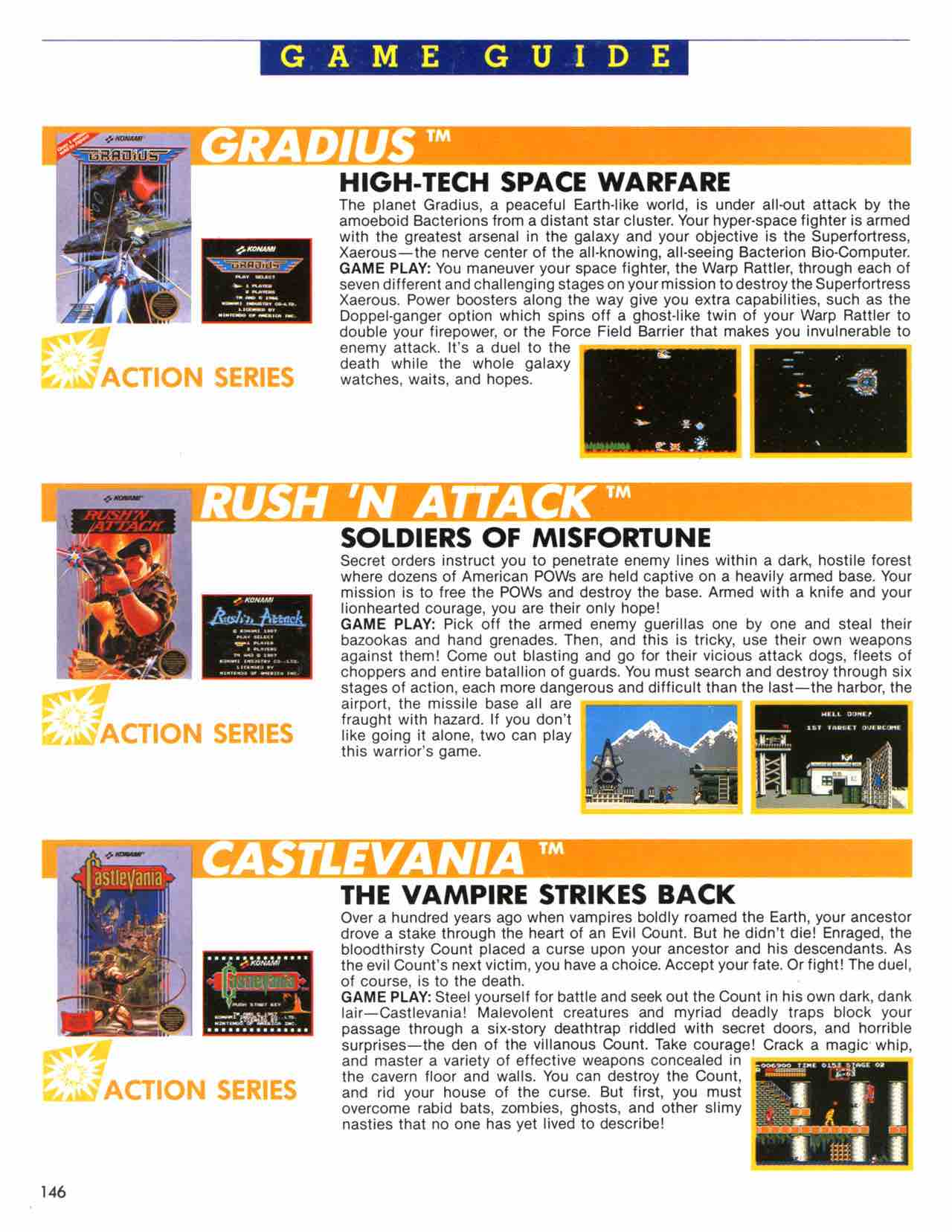 Official Nintendo Player's Guide Pg 146