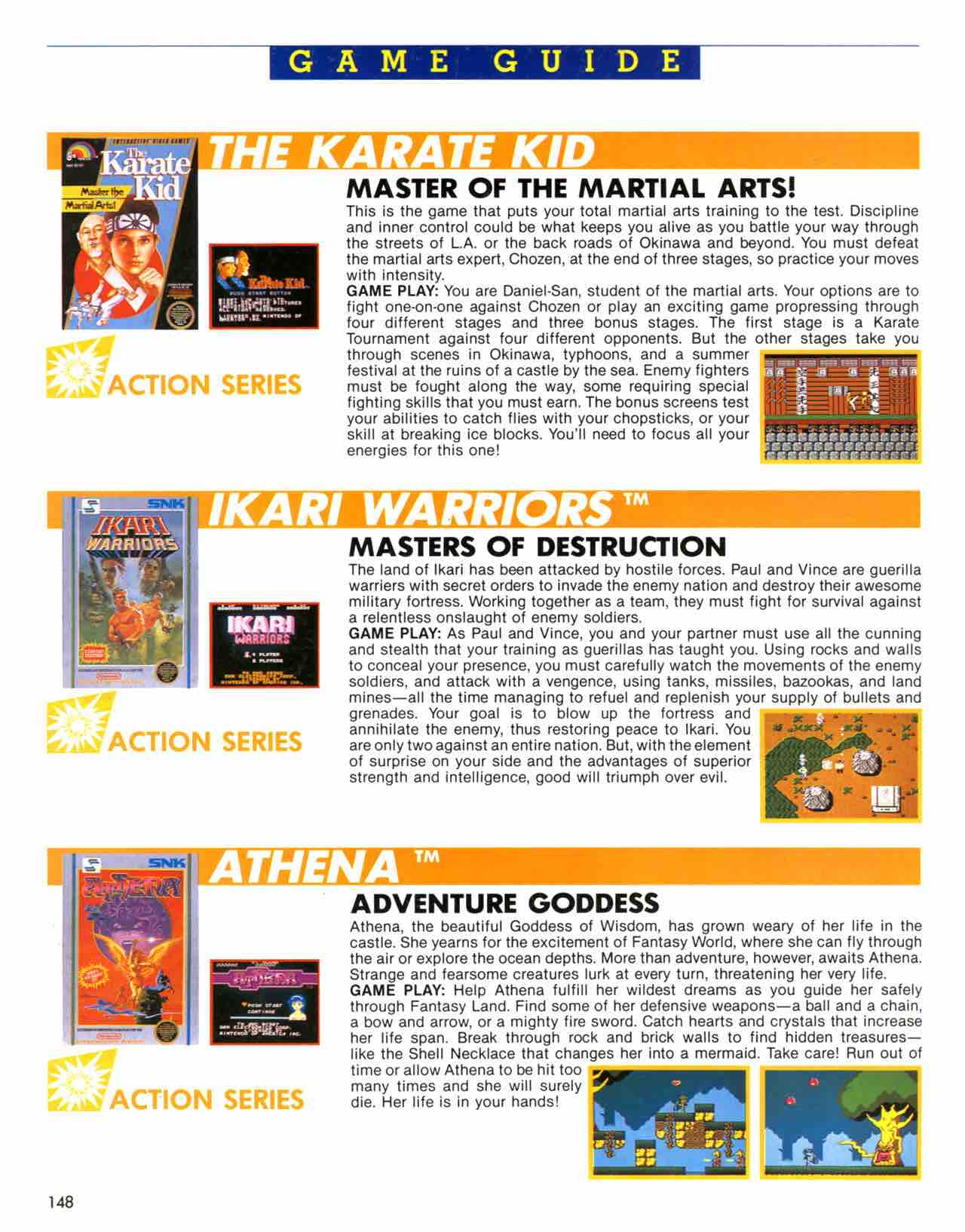 Official Nintendo Player's Guide Pg 148