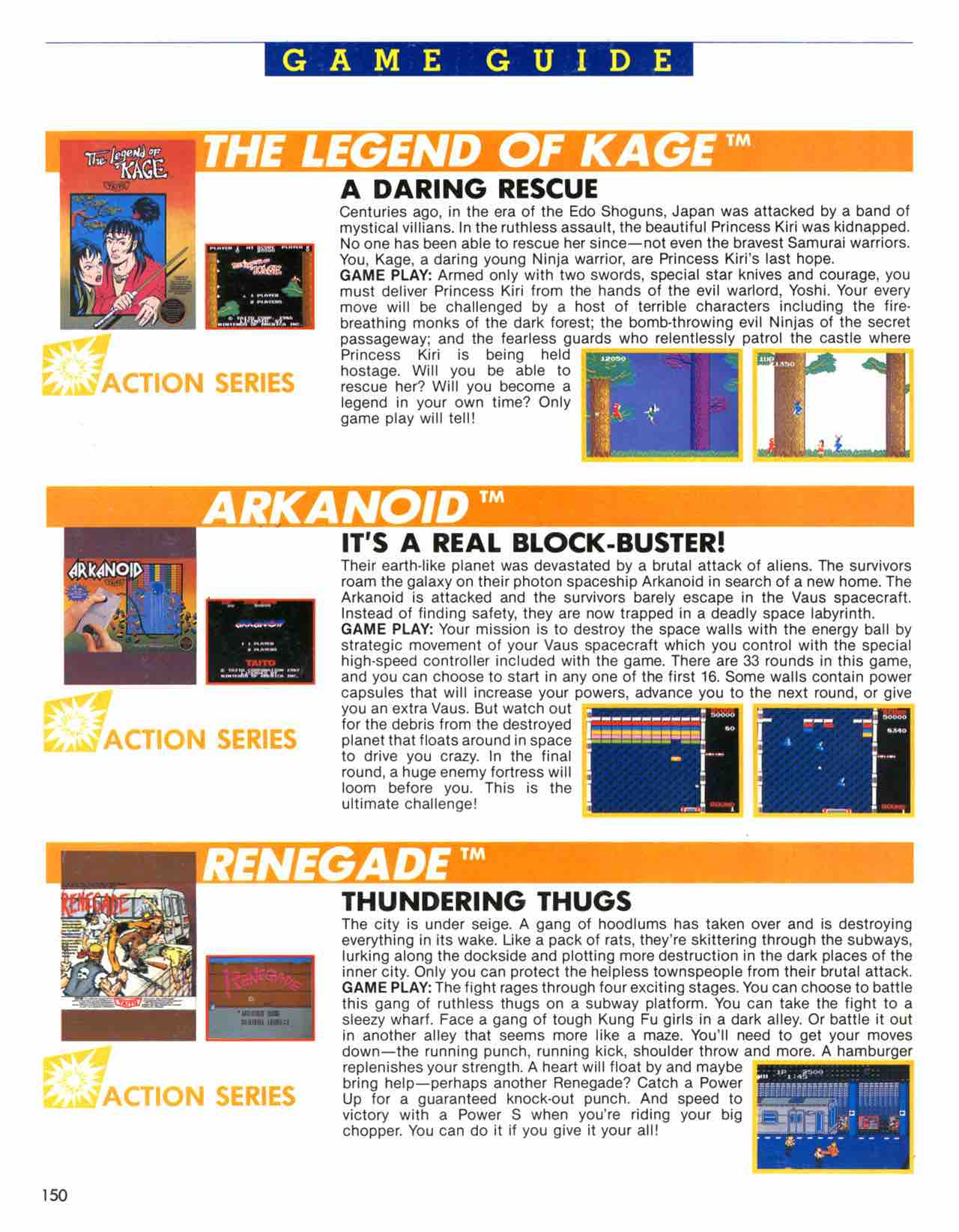 Official Nintendo Player's Guide Pg 150