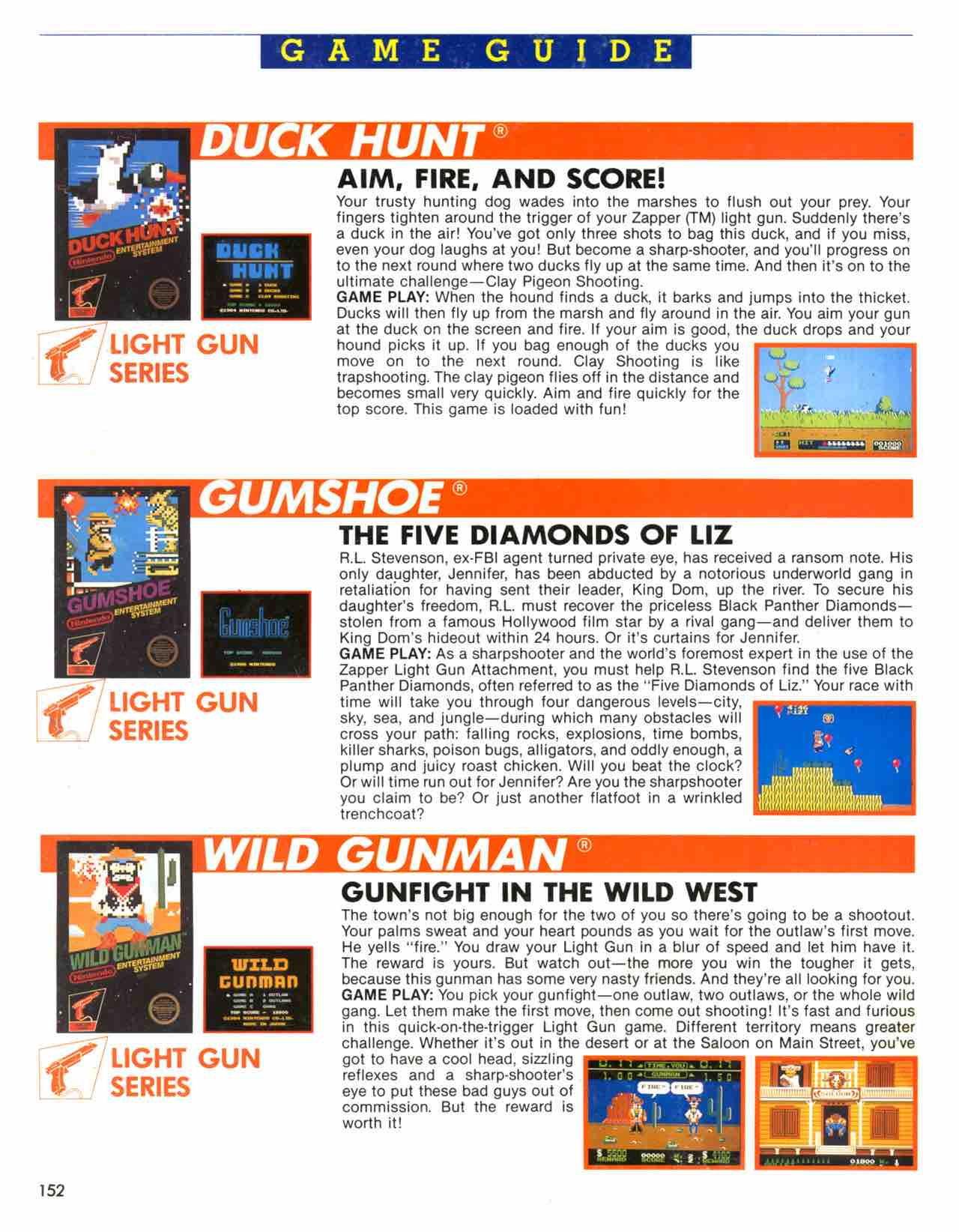 Official Nintendo Player's Guide Pg 152