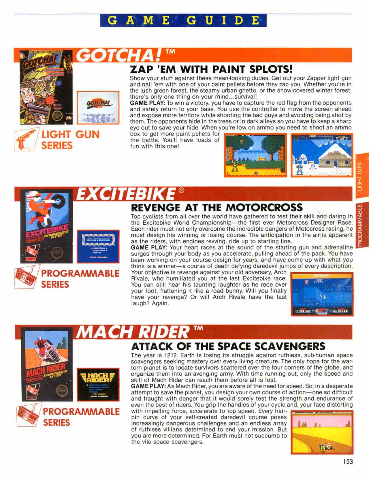Official Nintendo Player's Guide Pg 153