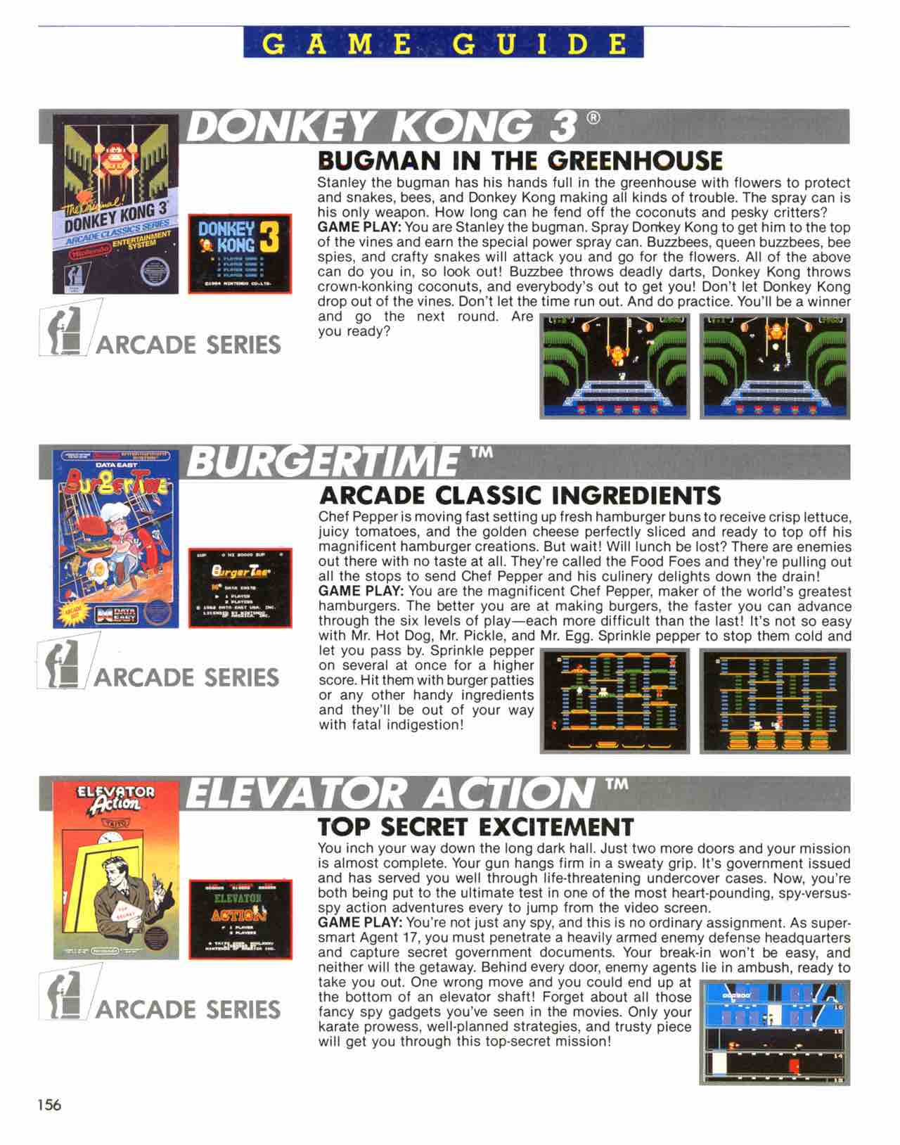 Official Nintendo Player's Guide Pg 156