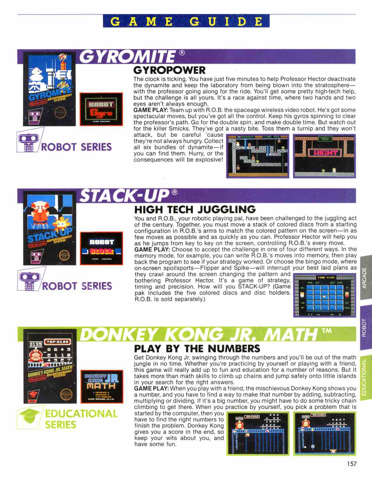 Official Nintendo Player's Guide Pg 157