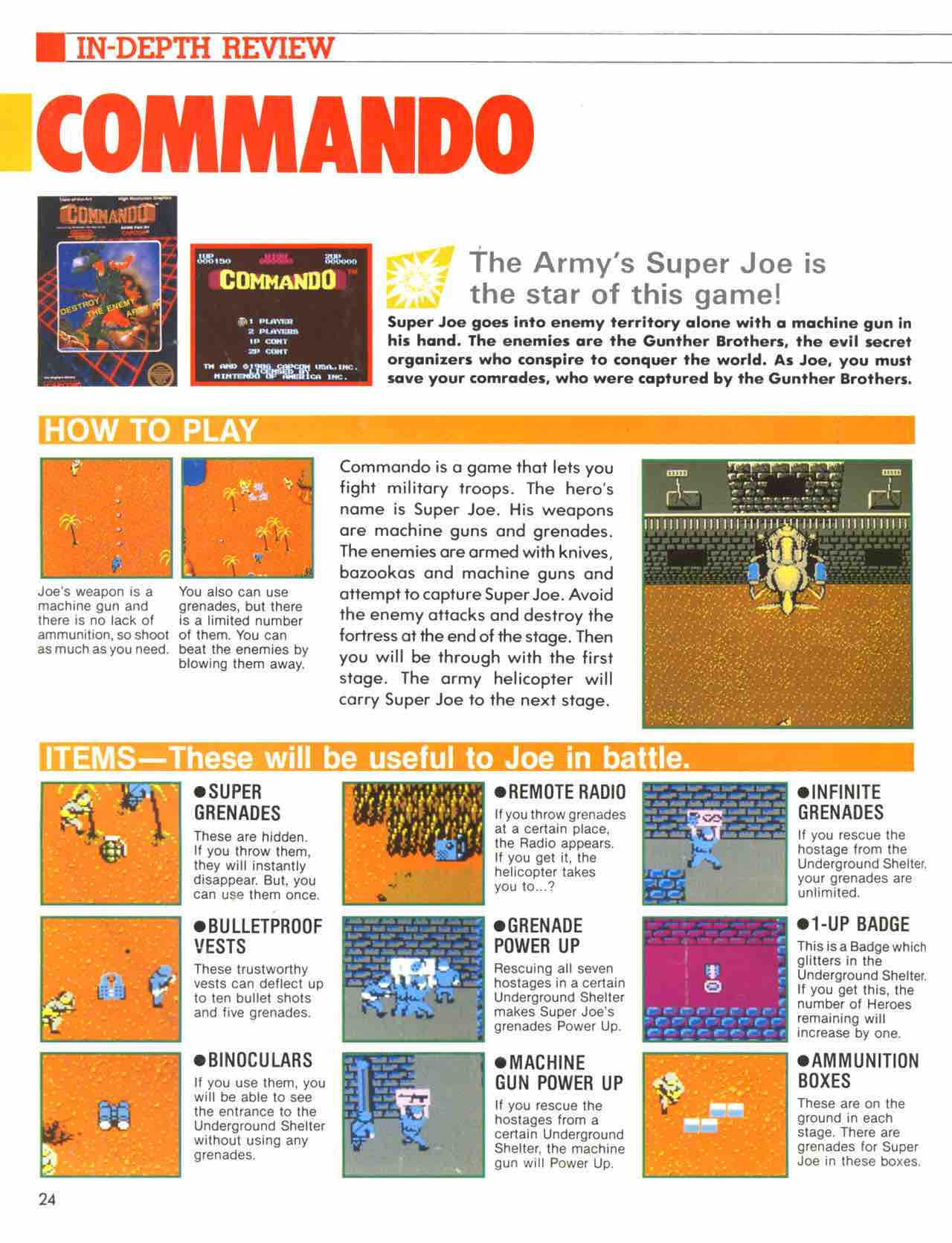 Official Nintendo Player's Guide Pg 24