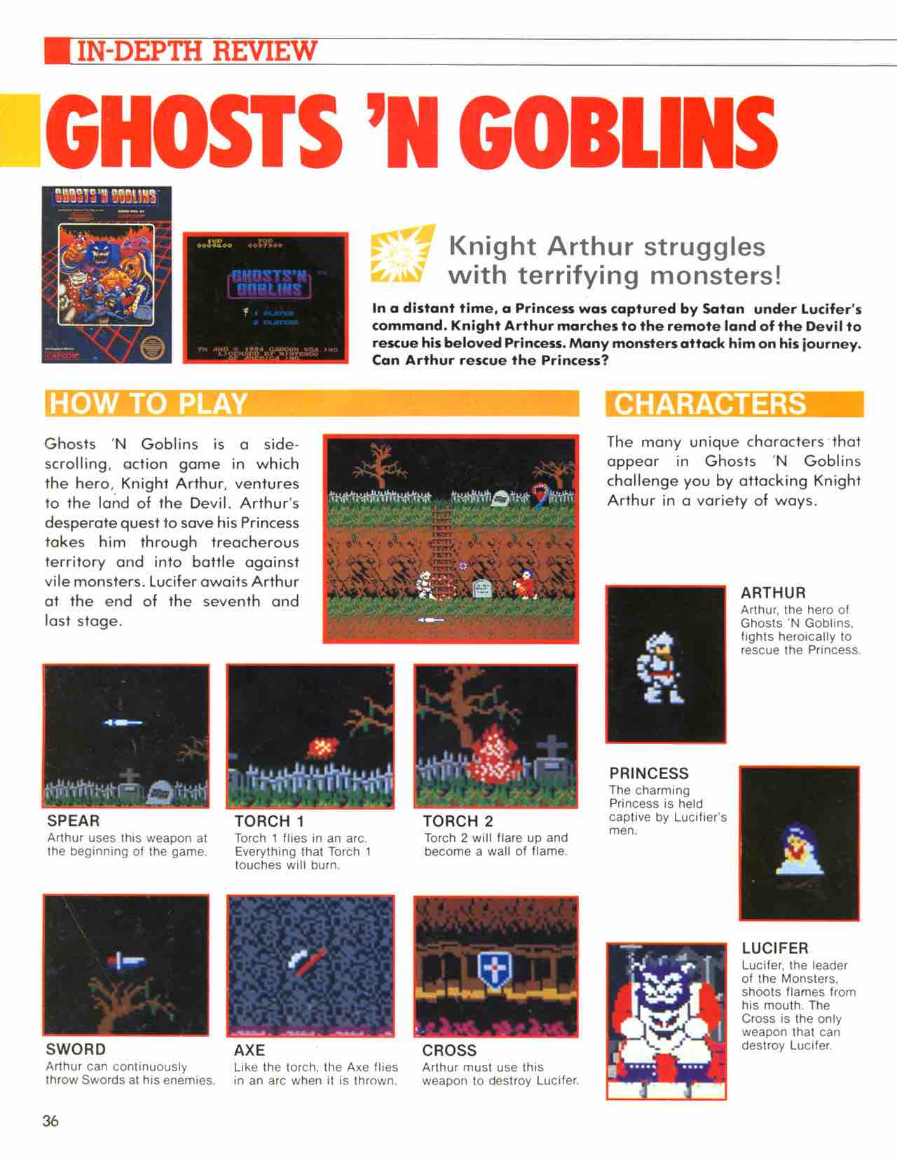 Official Nintendo Player's Guide Pg 36