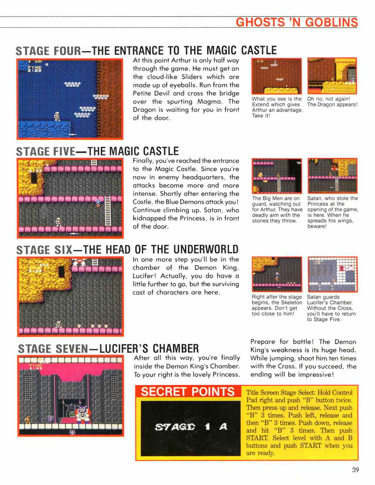 Official Nintendo Player's Guide Pg 39