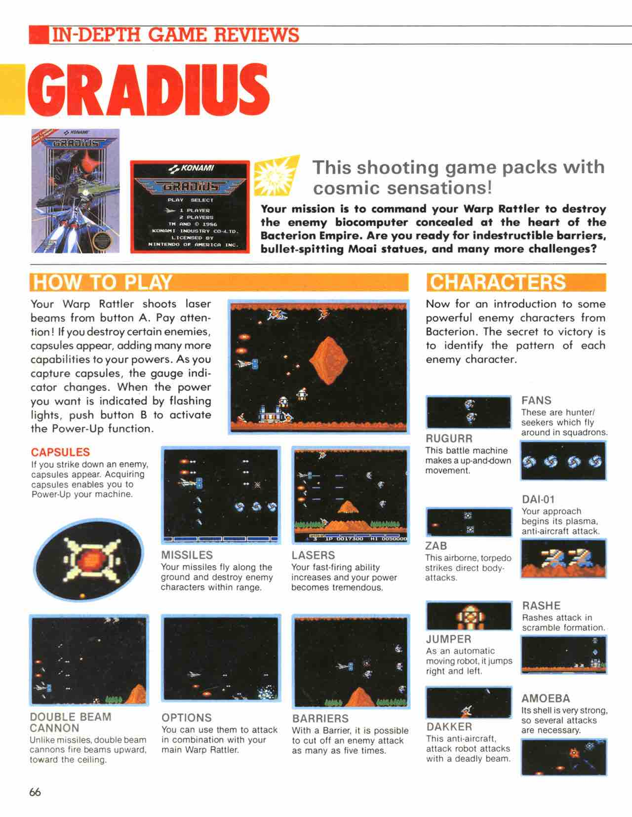 Official Nintendo Player's Guide Pg 66