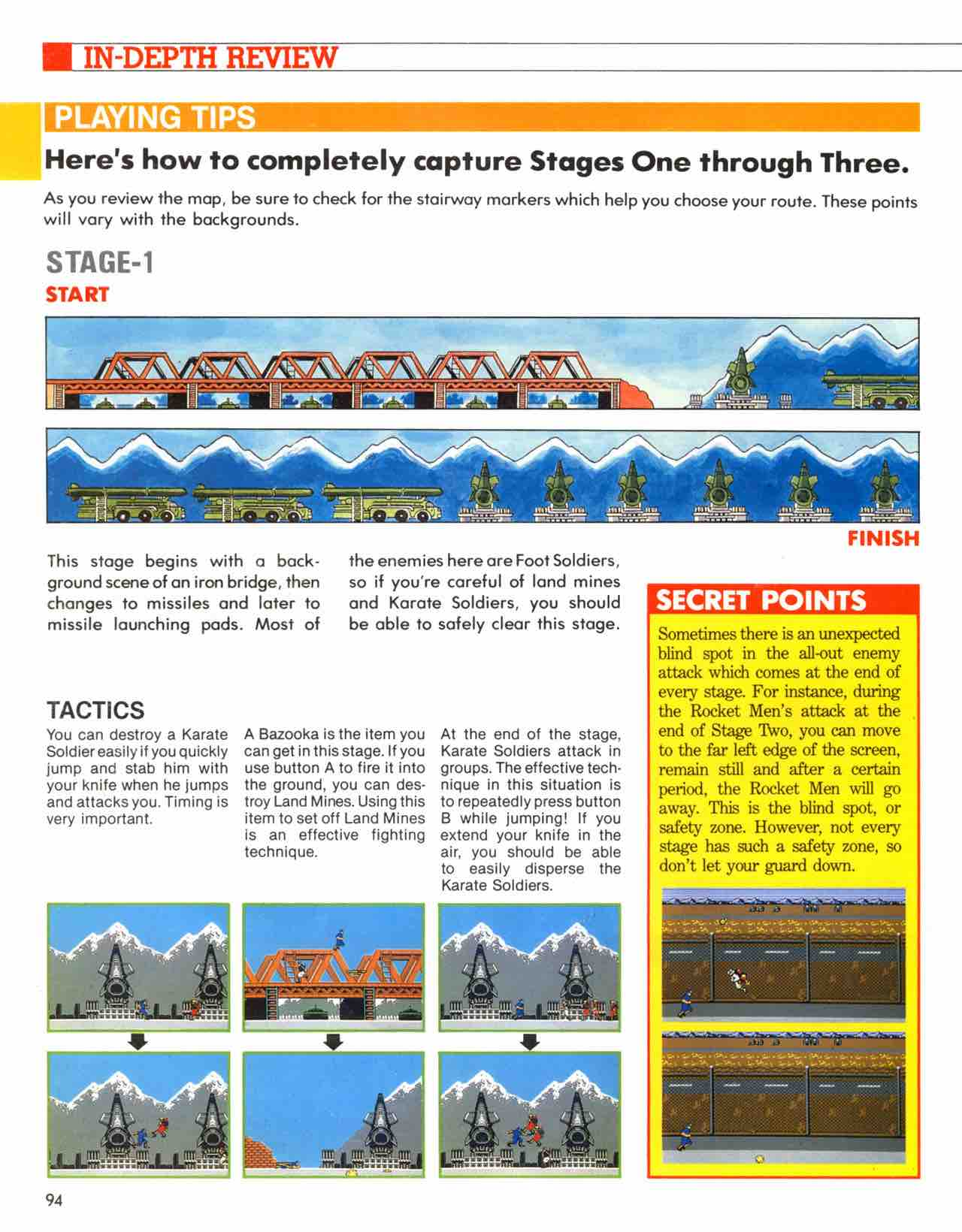 Official Nintendo Player's Guide Pg 94