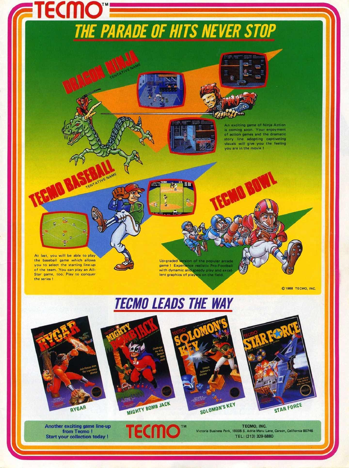 Nintendo Fun Club News April-May 1988 pg21