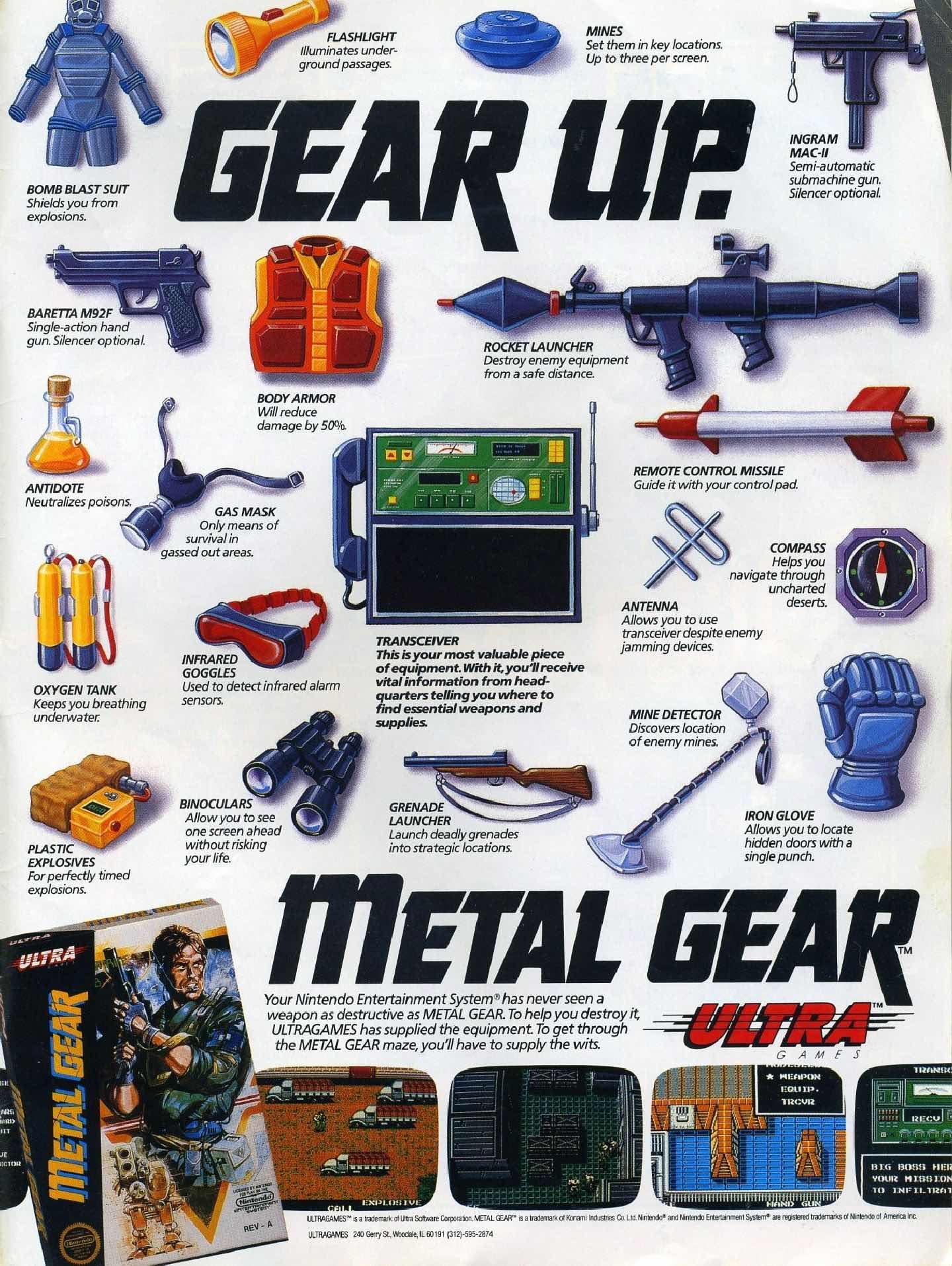 Nintendo Fun Club News April-May 1988 pg29