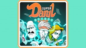 Super Daryl Deluxe (Switch) Game Hub