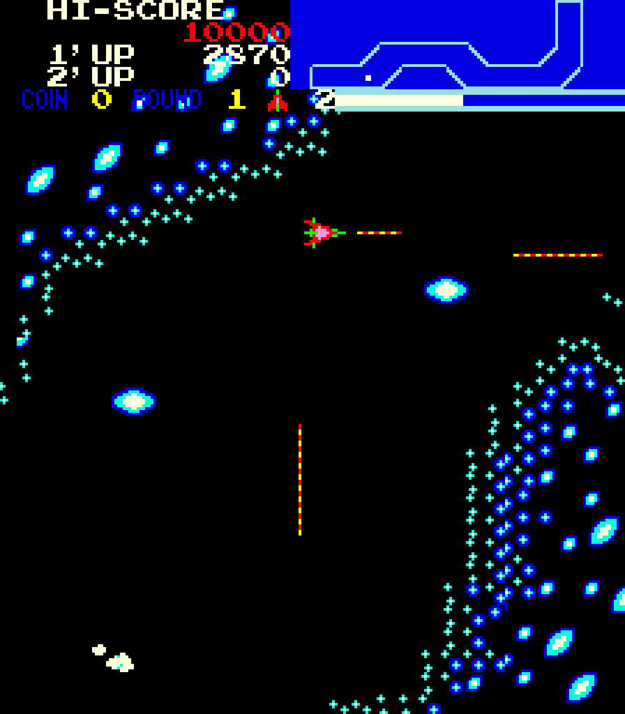 Vanguard (Arcade) 03