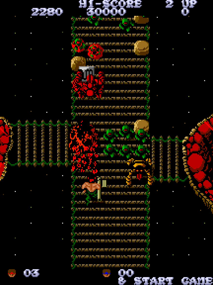 Victory Road (Arcade) 02