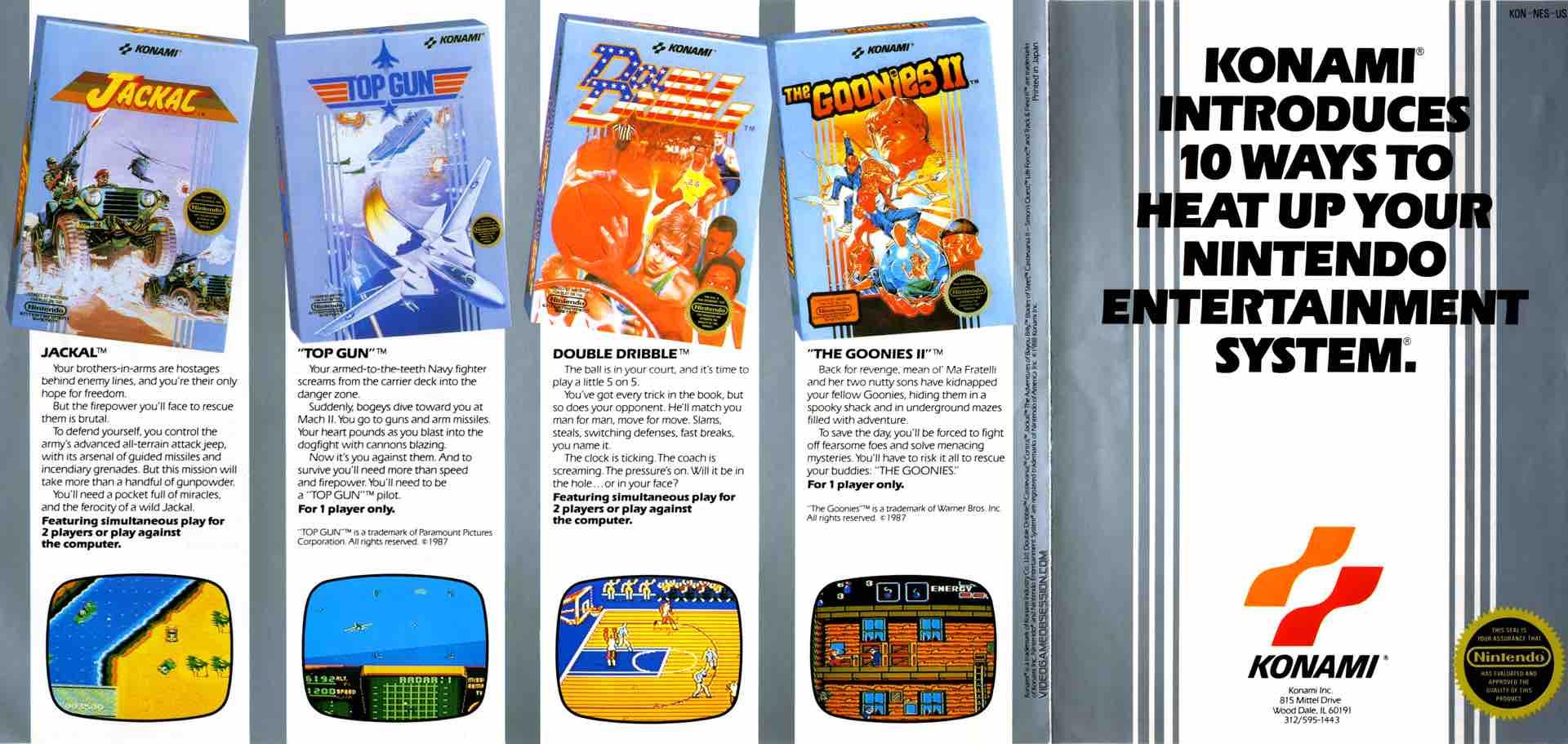 Pamphlet-Konami1988-01-vgo
