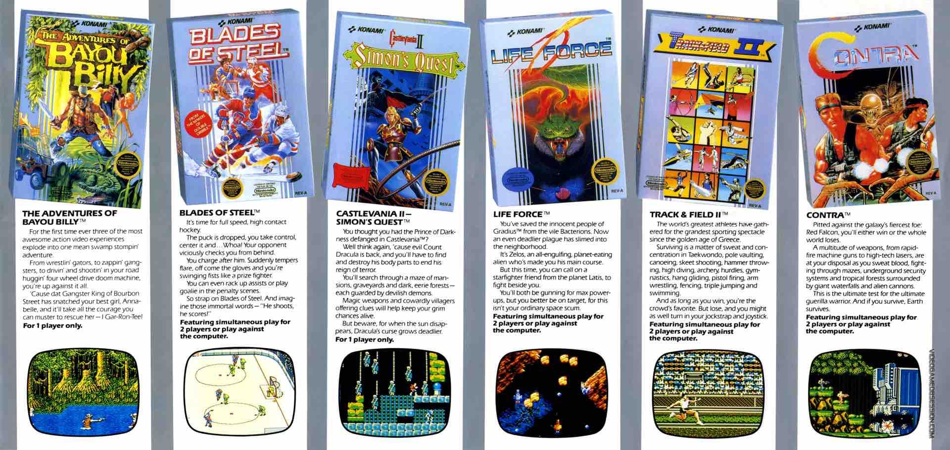 Pamphlet-Konami1988-02-vgo