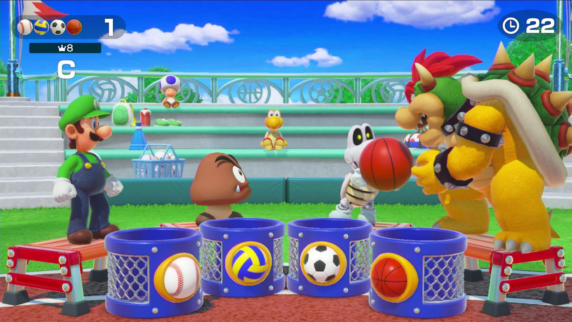 Super Mario Party-2