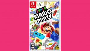Super Mario Party (Switch) Game Hub