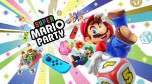 Super Mario Party Bundle Arrives November 16