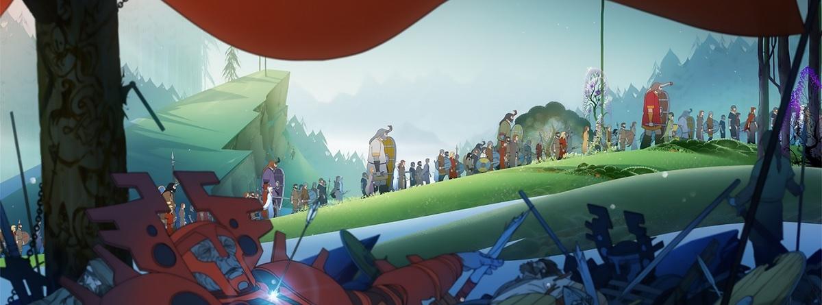Banner Saga 2 (Switch) Game Hub