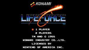 Life Force (NES) Game Hub