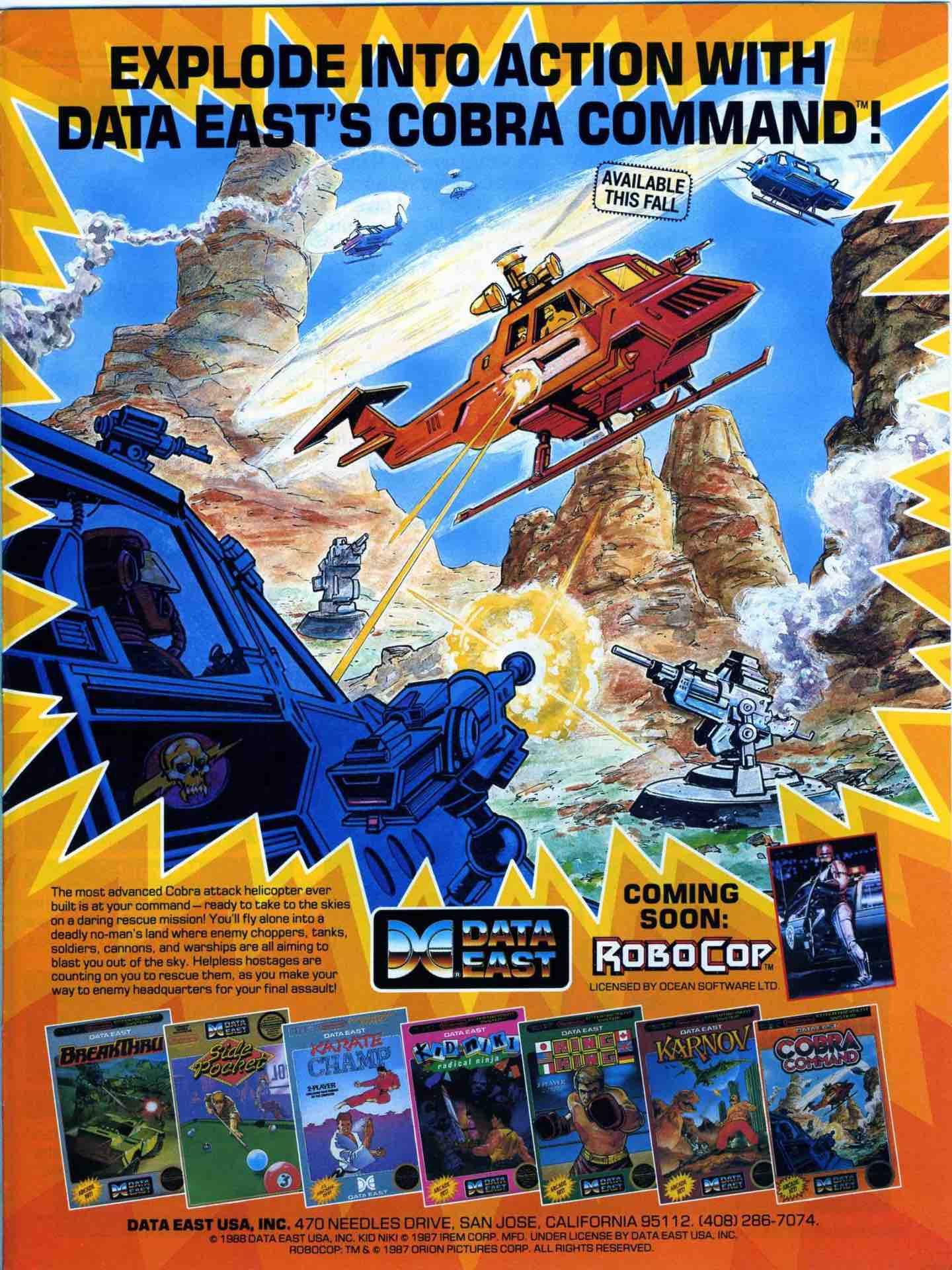 Nintendo Fun Club News | June-July 1988 pg 19