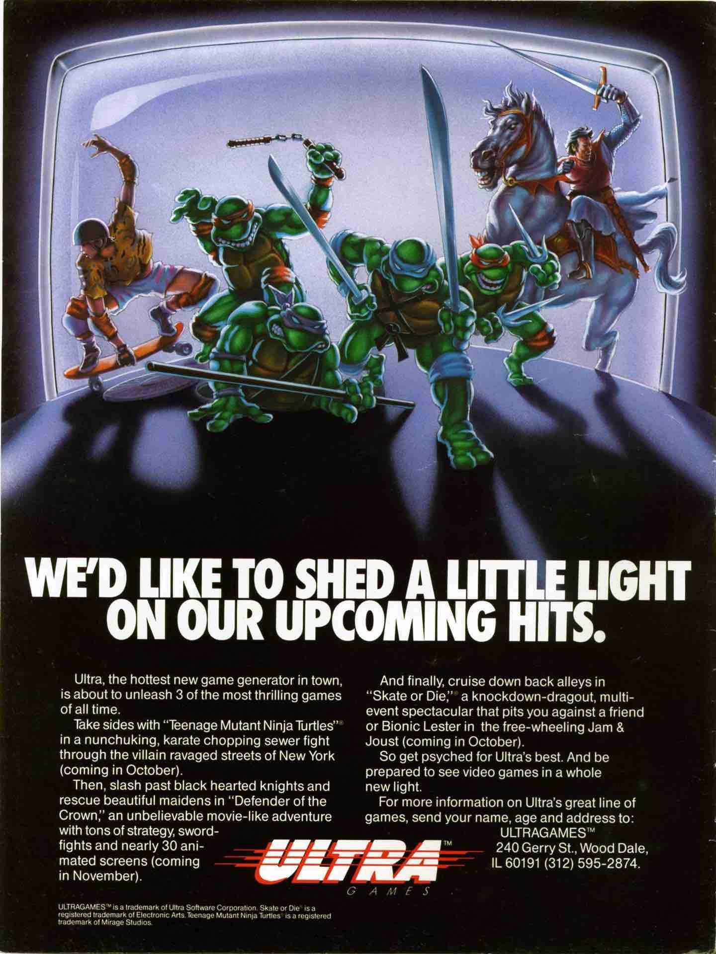 Nintendo Fun Club News | June-July 1988 pg 2