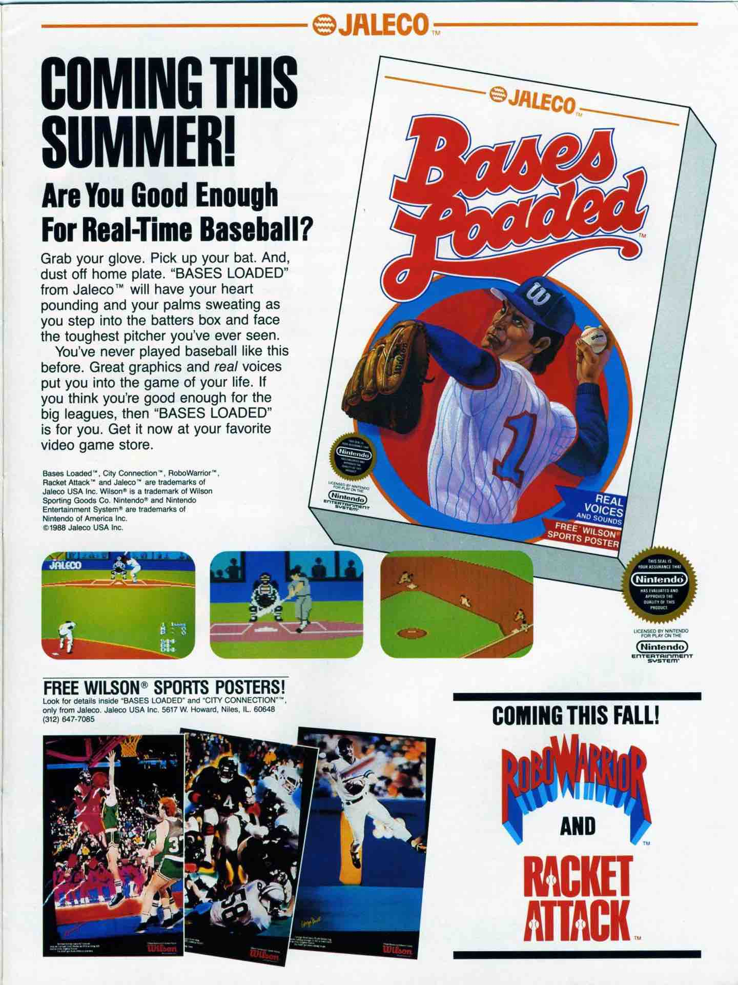 Nintendo Fun Club News | June-July 1988 pg 21