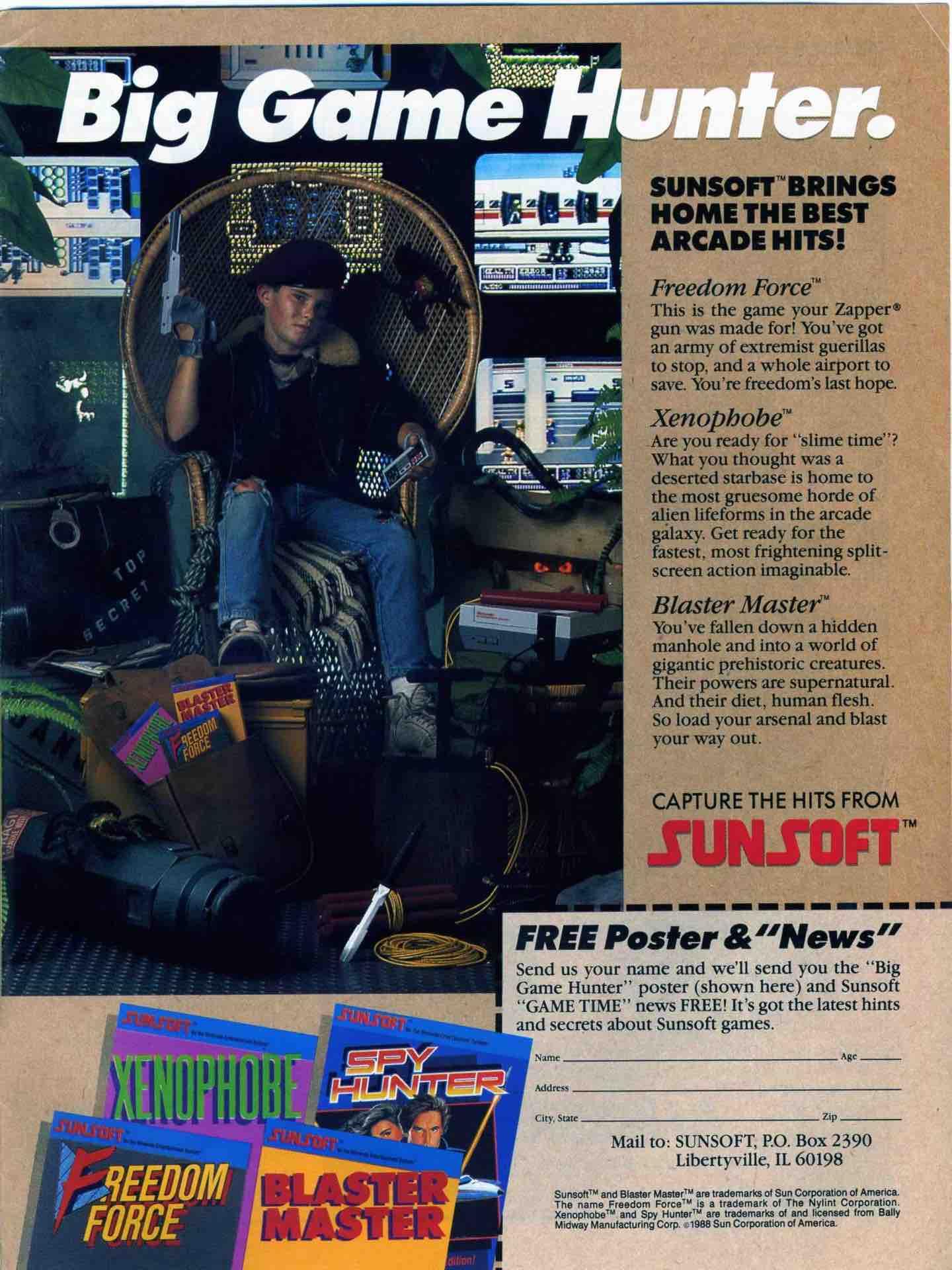 Nintendo Fun Club News | June-July 1988 pg 25