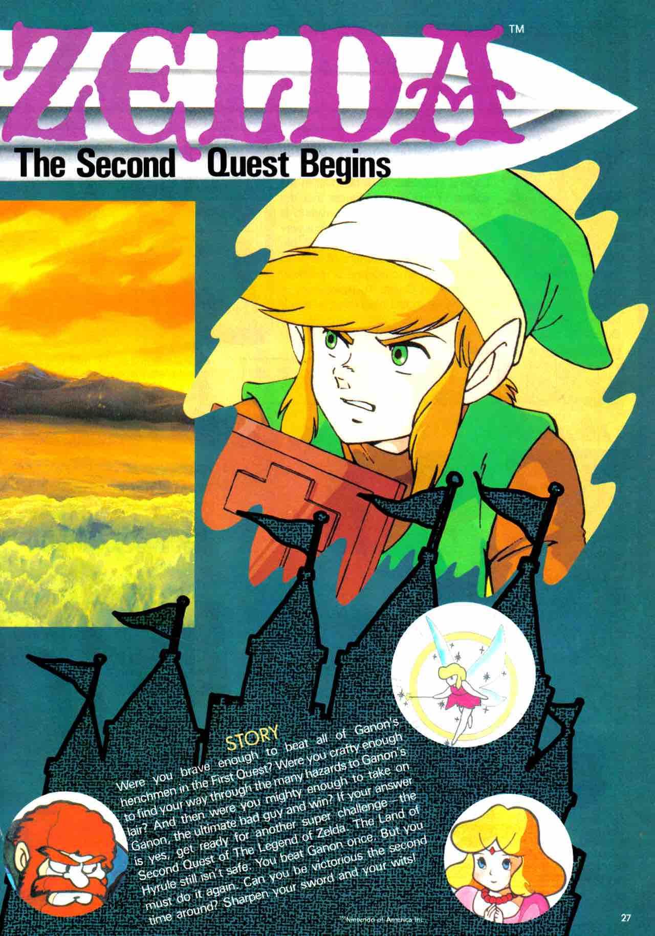 Nintendo Power   July August 1988 - pg 27